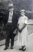 Mr and Mrs Frank King