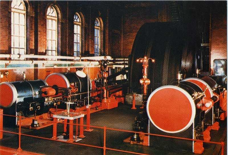 Trencherfield Mill engine.