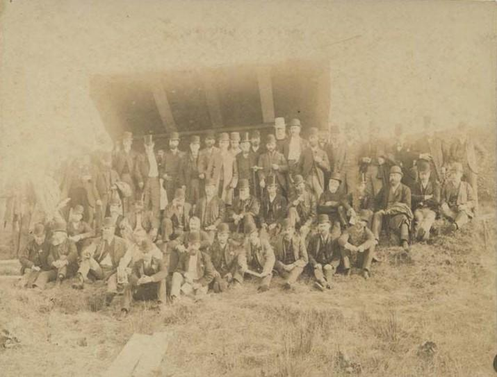 Colliery Managers Meeting Sep 5th 1890