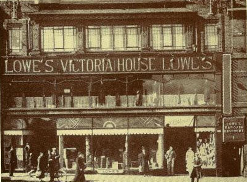 Lowes Victoria House