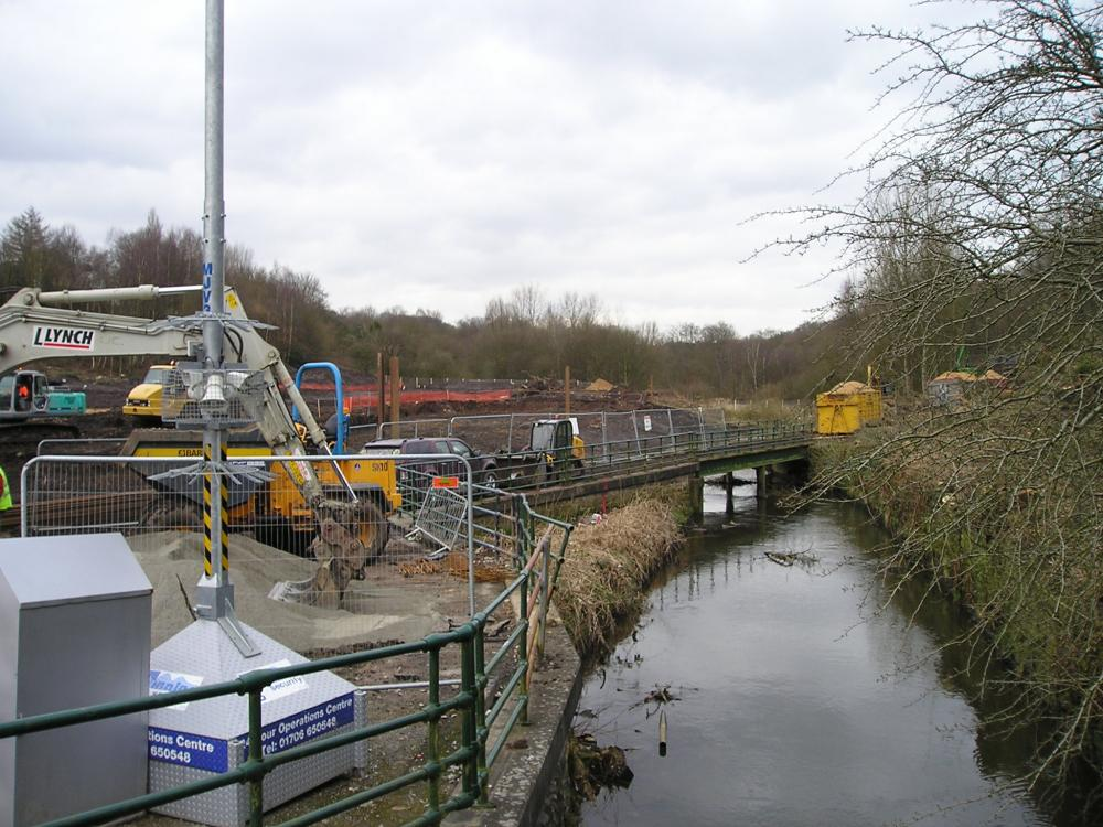 23-02-2010.River Douglas prior to being dammed.