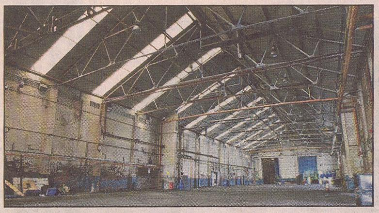 Newspaper cutting December 2011 Bus Sheds   1