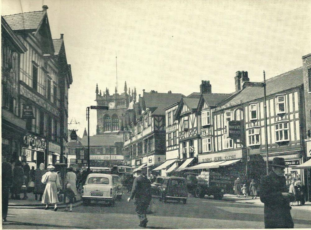 Market Place Wigan