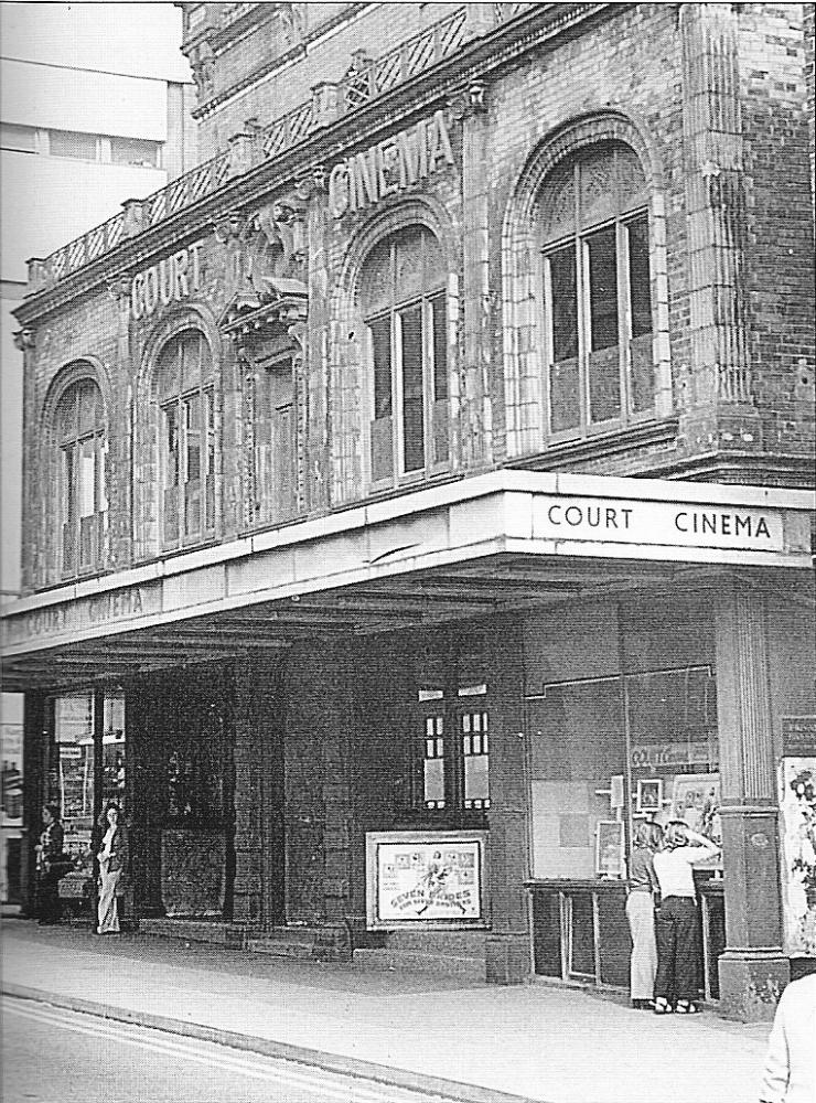 Court Cinema King St late 1960s