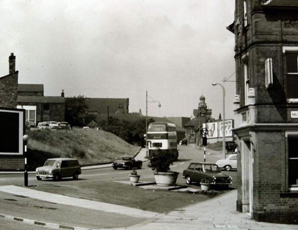 Station road, year unknown.