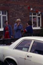 Jubilee 1977 out side 73 Alma hill Upholland