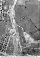 Spencers Lane Aerial View 29 March 1967