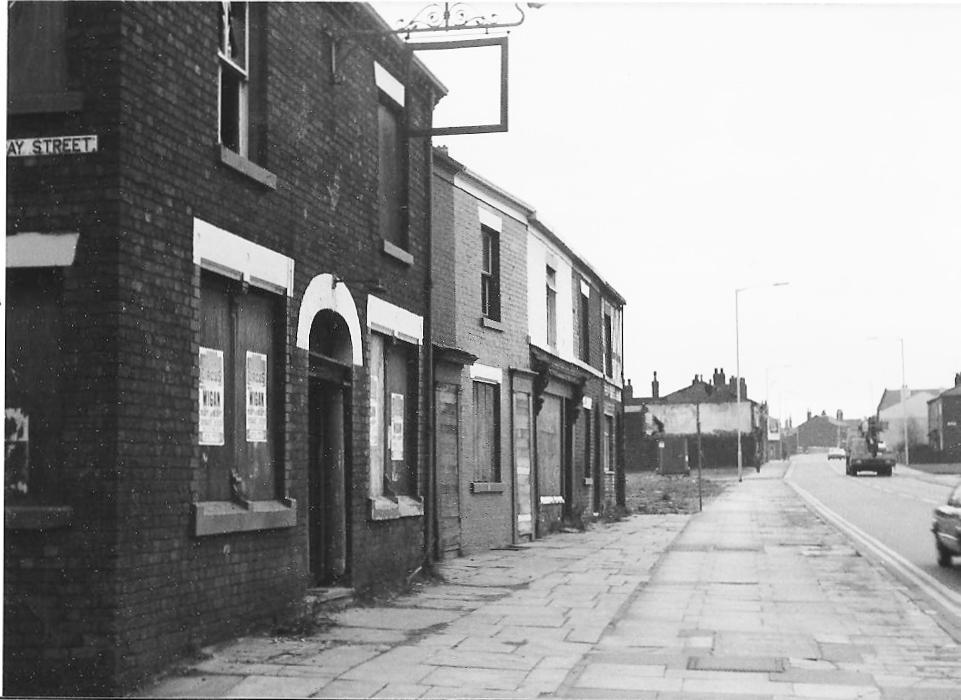 Manchester Rd Ince circa 1960s