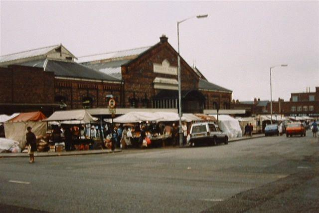 Last days of the old Market.