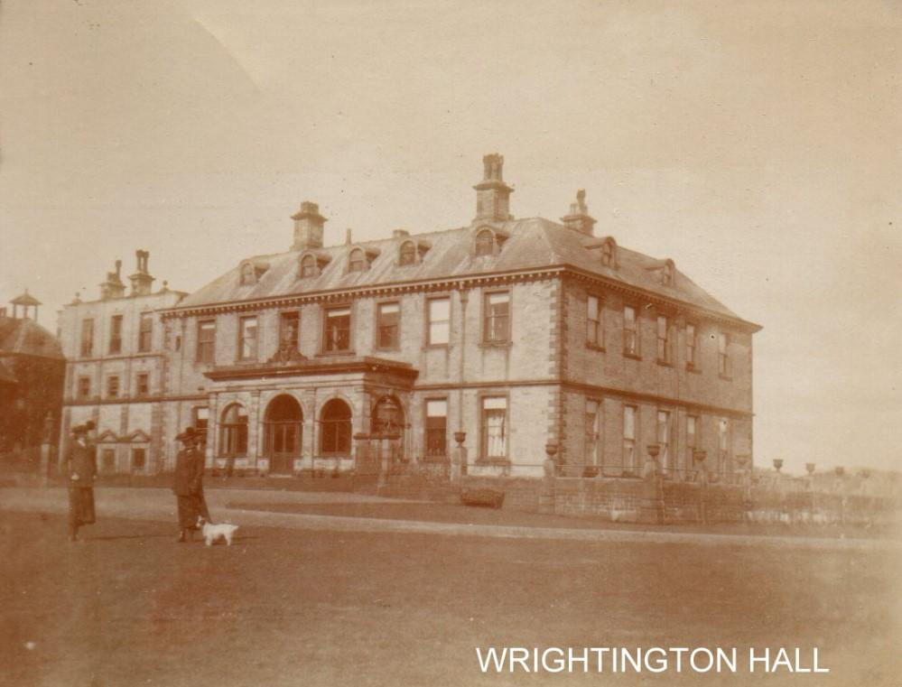 Wrightington Hall