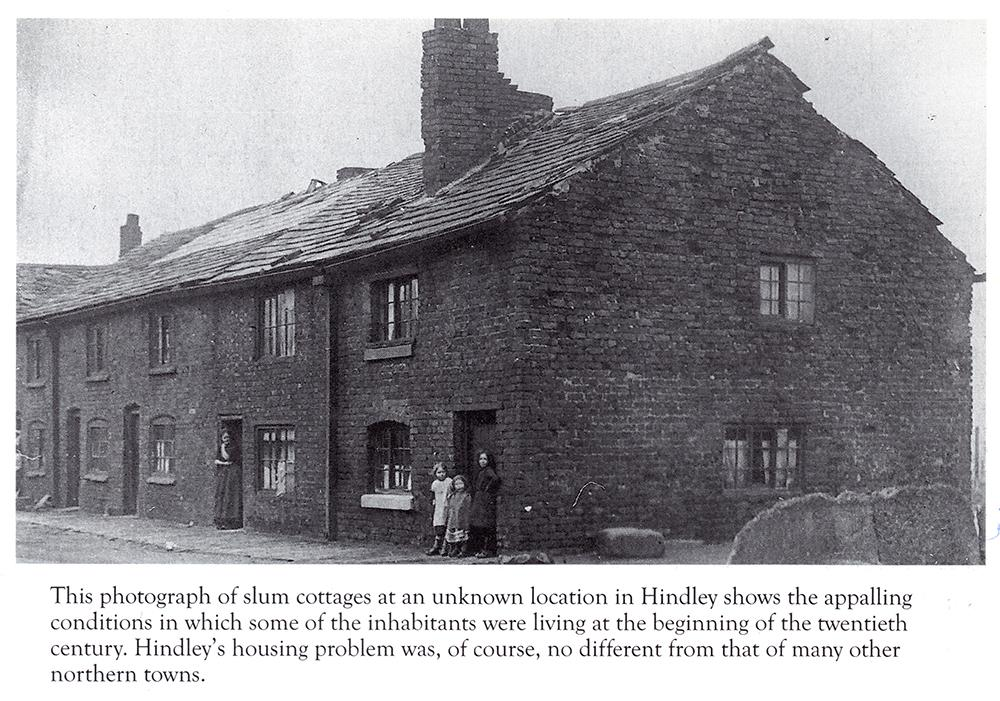 Hindley Slum Housing
