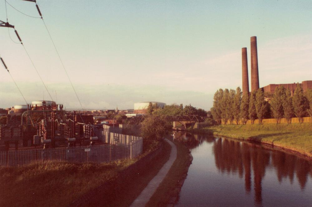 Westwood Power Station