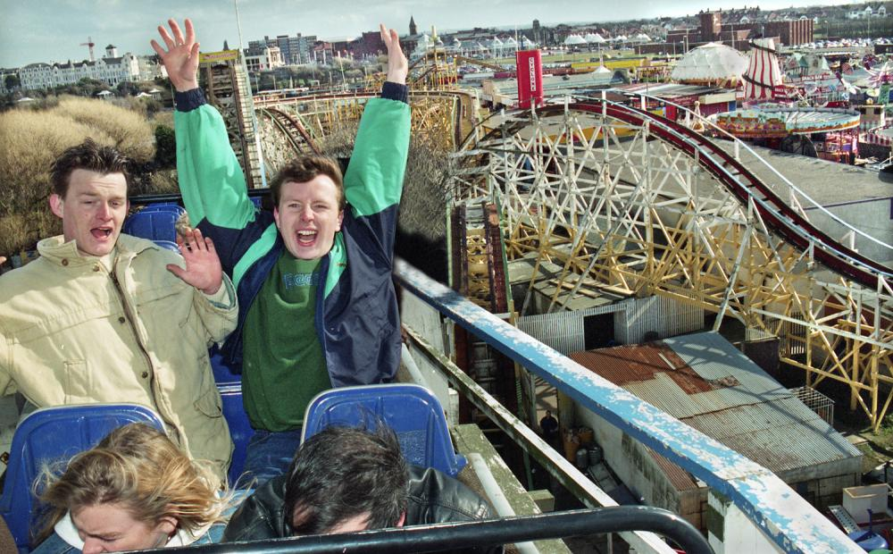 SOUTHPORT ROLLER COASTER
