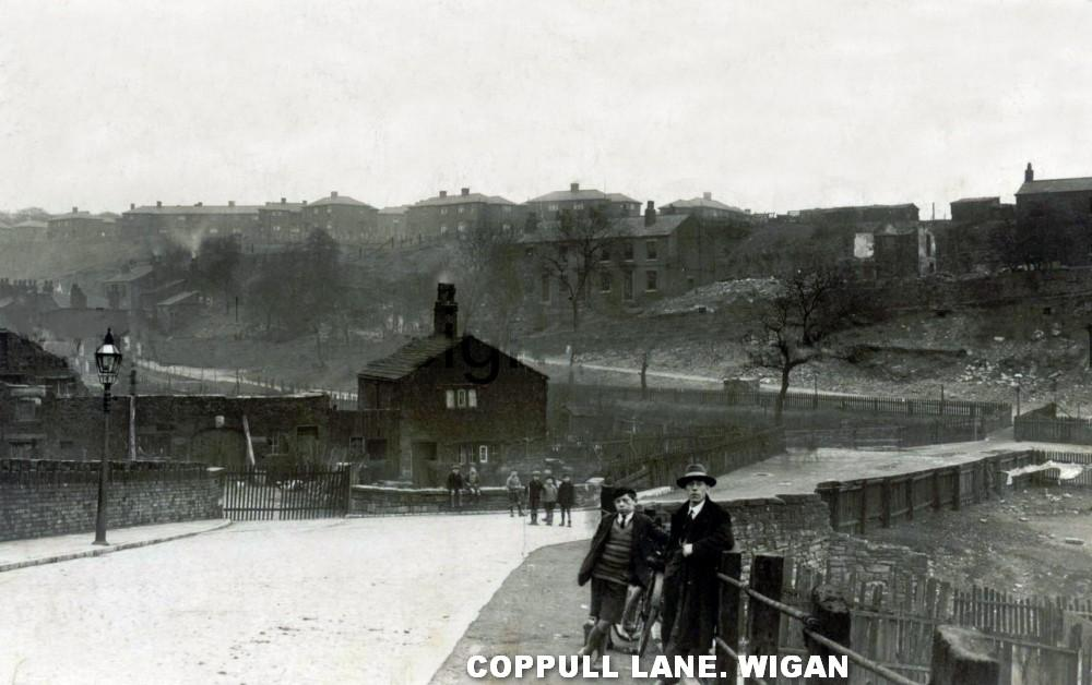 Coppull Lane 1930's