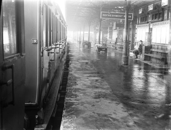 Wigan Wallgate Station 1923