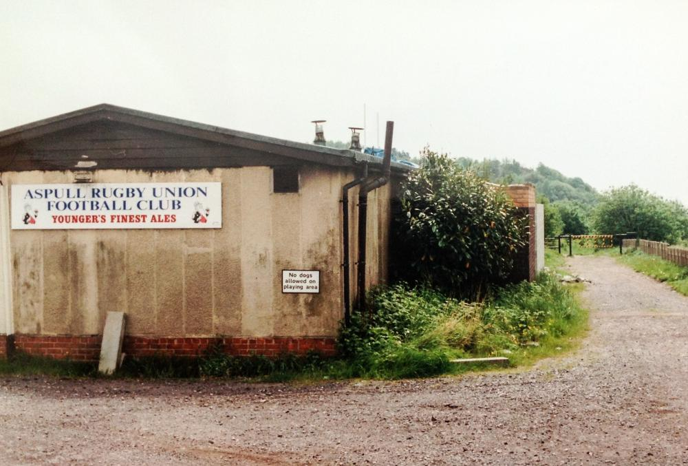 Aspull Rugby Union Clubhouse