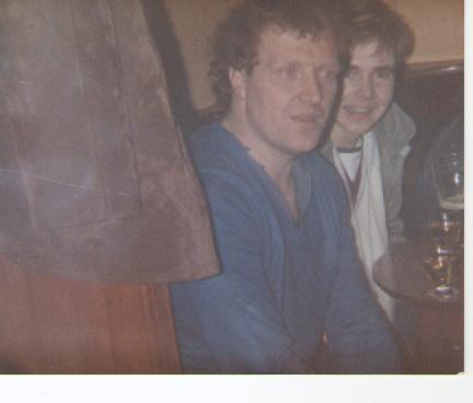 Two lads from Aspull - mid 70s