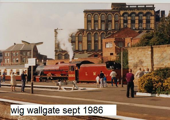 wallgate Station
