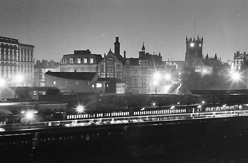 Wigan Wallgate Station 1961