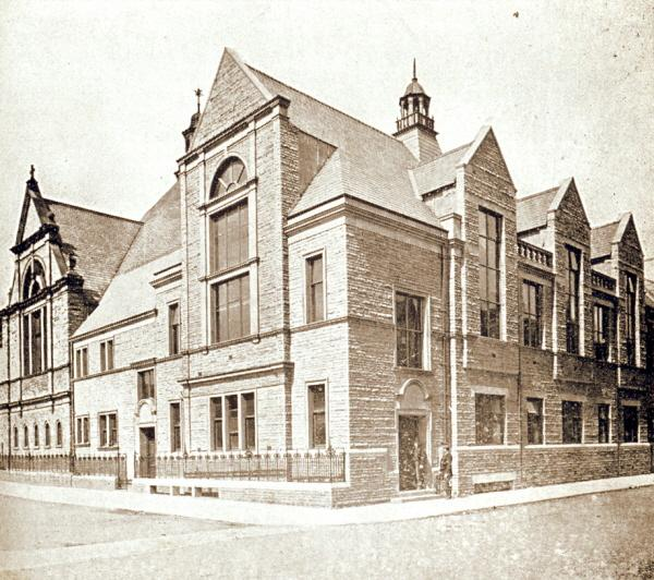 Later Hope Street Congregational Chapel