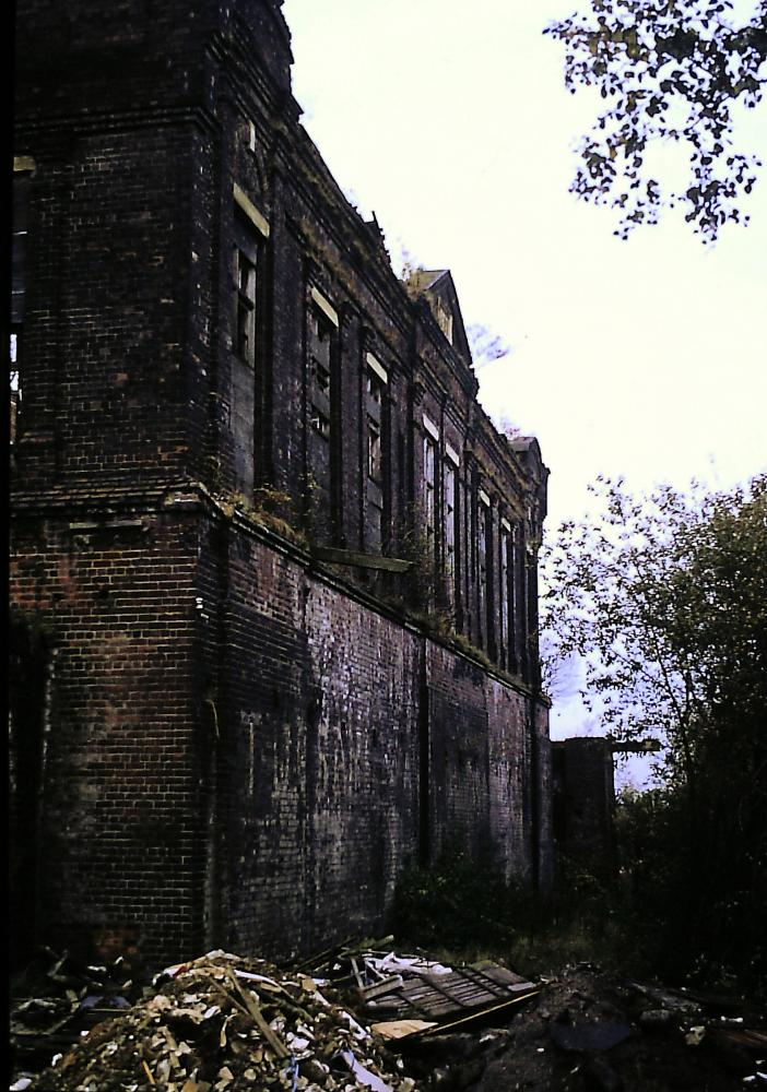Victoria Colliery Engine House
