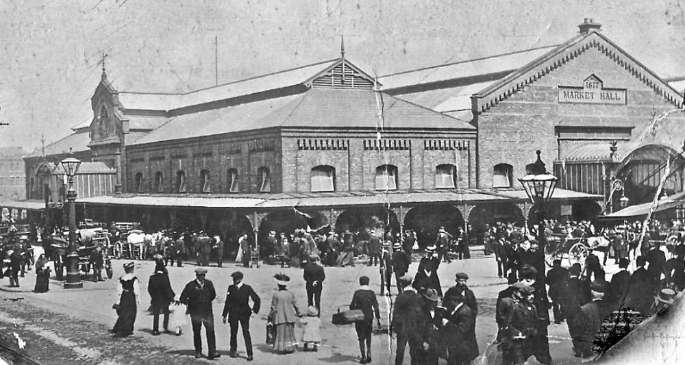 Market Hall early 1900's