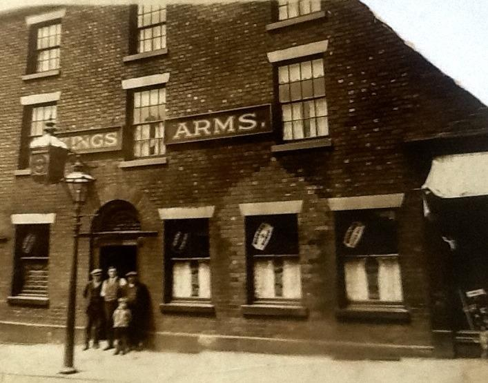 KINGS ARMS 1926