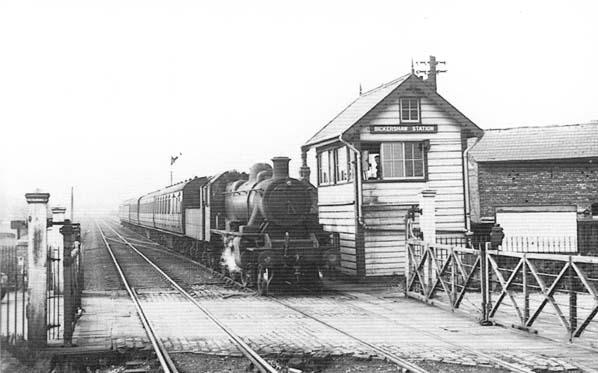 bickershaw and abram station