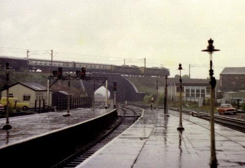 Wigan Wallgate Station 1975