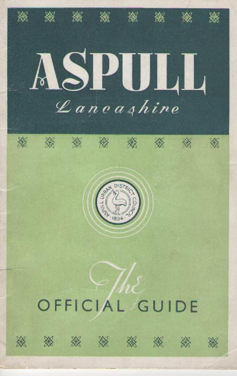 Official Guide for Aspull approx in the 60s