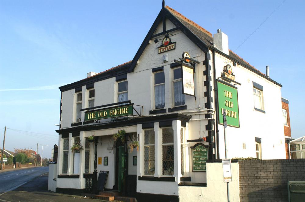 The Old Engine, Gathurst Road, 2005