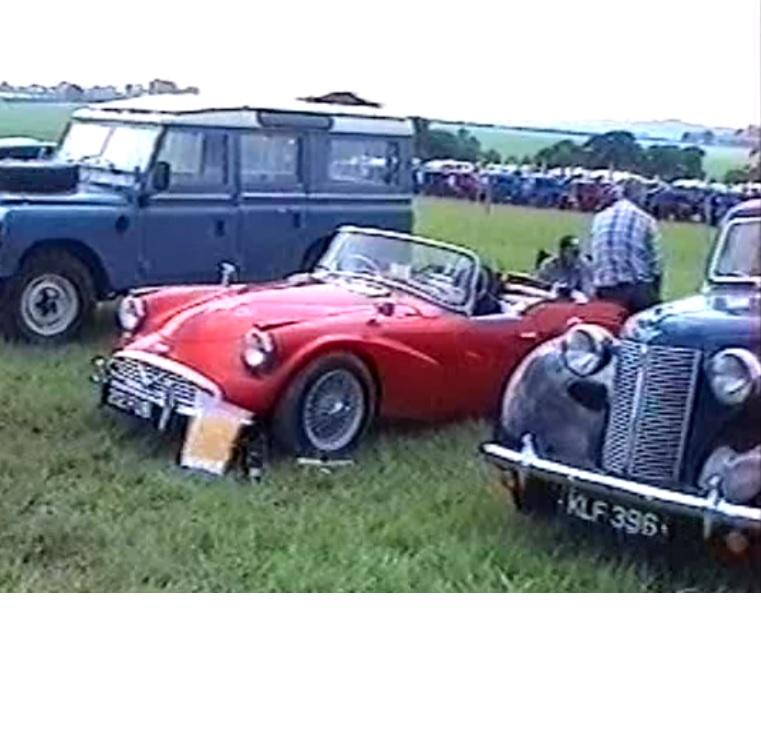 Haigh Steam Rally 2001