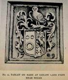 Standish coat of Arms