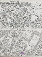Old maps 1908 & 1939 showing Powell Street & Drill Hall.(Re previous Drill Hall Photos & Comments.)
