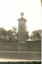 Tyldesley Monument.