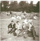Wigan Park  - teenagers 1950s