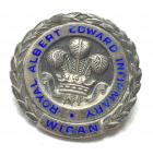 Silver Badge 'Royal Albert Edward Infirmary'