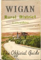 The Official Guide to Wigan Rural District Circa 1961/62