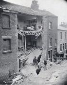 Gas Explosion Coppull Lane 1886