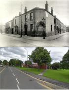George & Dragon - Whelley - Then and Now