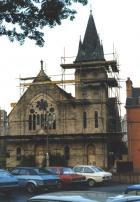 Presbyterian Church, Chapel Lane, 1980s.