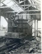 Abandoned Railway Goods Shed near Golborne 29/8/63