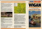 Mini guide to Wigan- cover & back page.