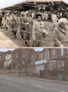 Ormskirk Road,Newtown (Then & Now)