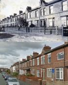 Buckley Terrace - Then and Now