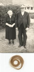 Ruth and James John Littler - our maternal grandparents.