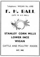 Stanley Corn Mills Advert