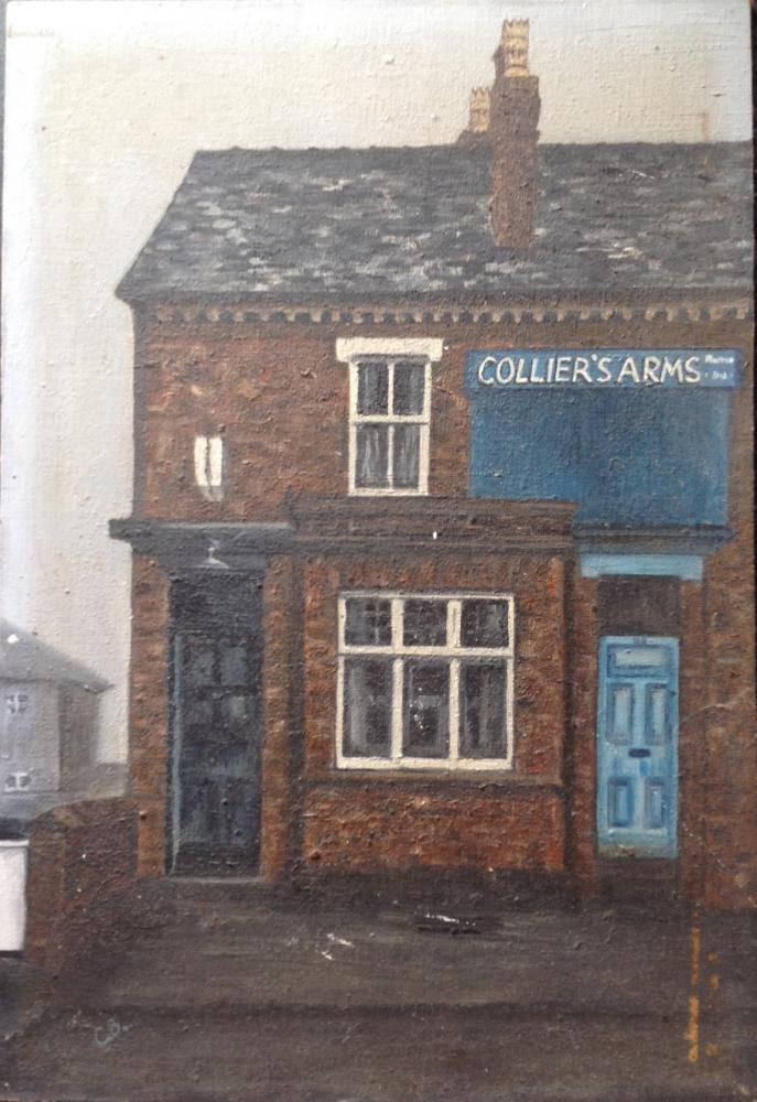 The Colliers Arms. Warrington road Ashton.