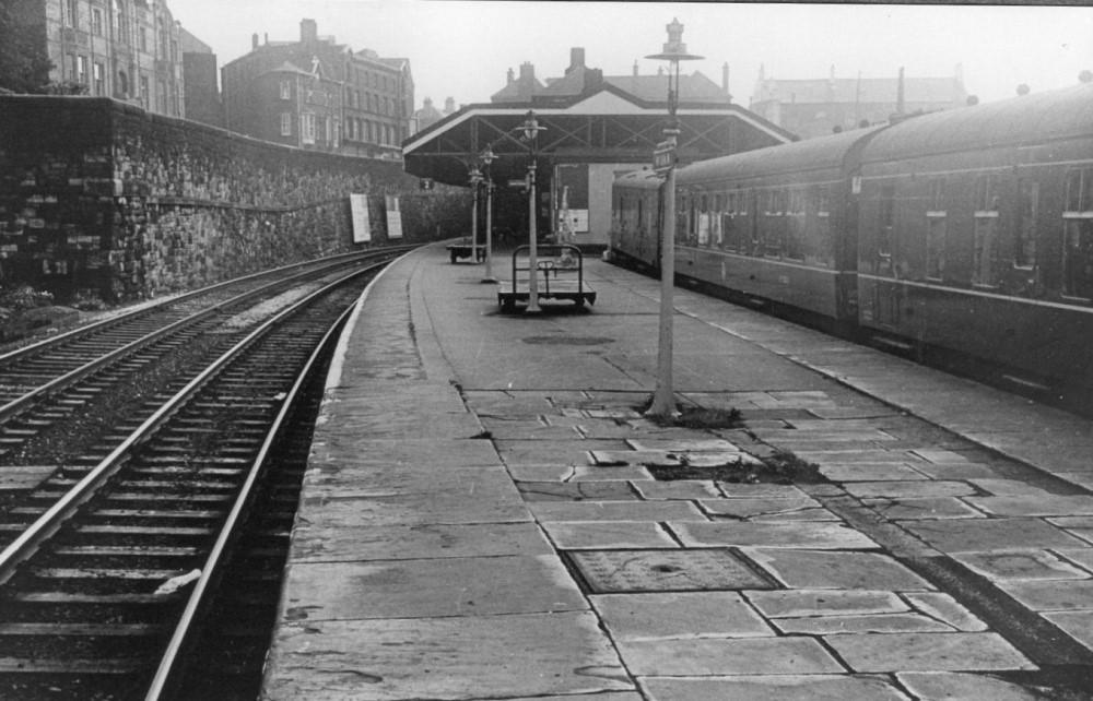 Wallgate Station 1965