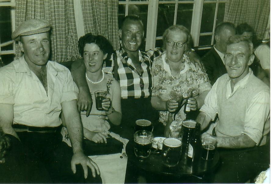 taken i think lower ince labour  club 1940sor early fifties.